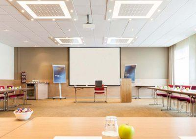 Novotel Breda, Edison 1+2 meeting room