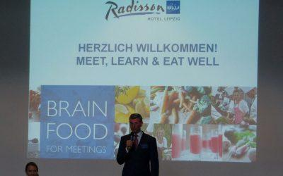 "Kundenevent ""Meet, Learn & Eat well"""
