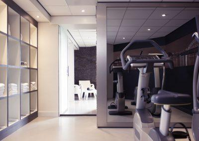 Fitness Mercure Nijmegen Center