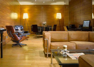 K+K Hotel Fenix Prague Business Lounge
