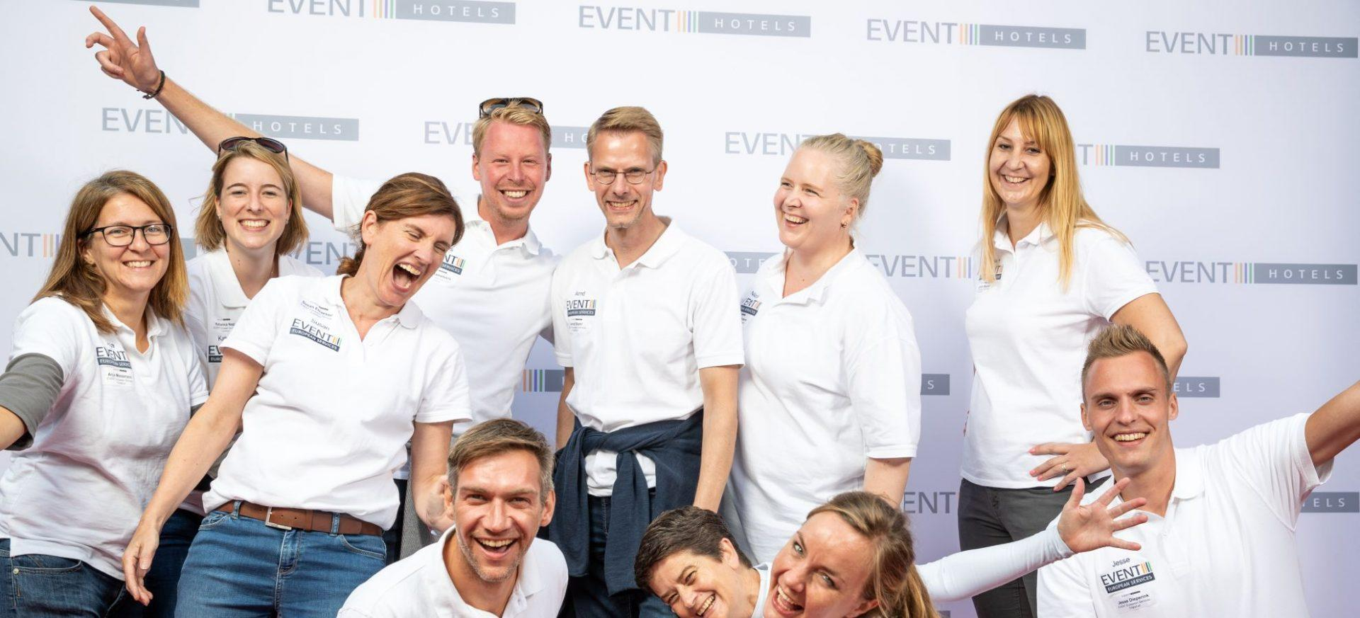Wir sind EVENT_RevenueTeam_EVENT Hotels